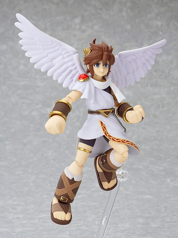 Figma - Kid Icarus - Pit