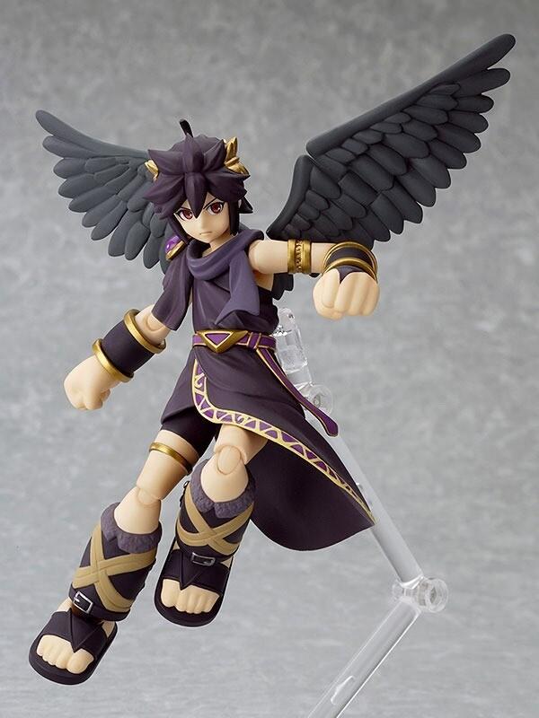 Figma - Kid Icarus - Dark Pit