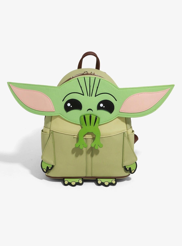 Bolsa Mochila Star Wars Yoda x2040
