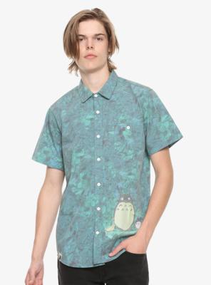 Camisa Totoro