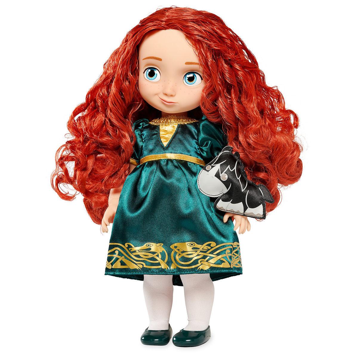 Muñeca Niña Merida
