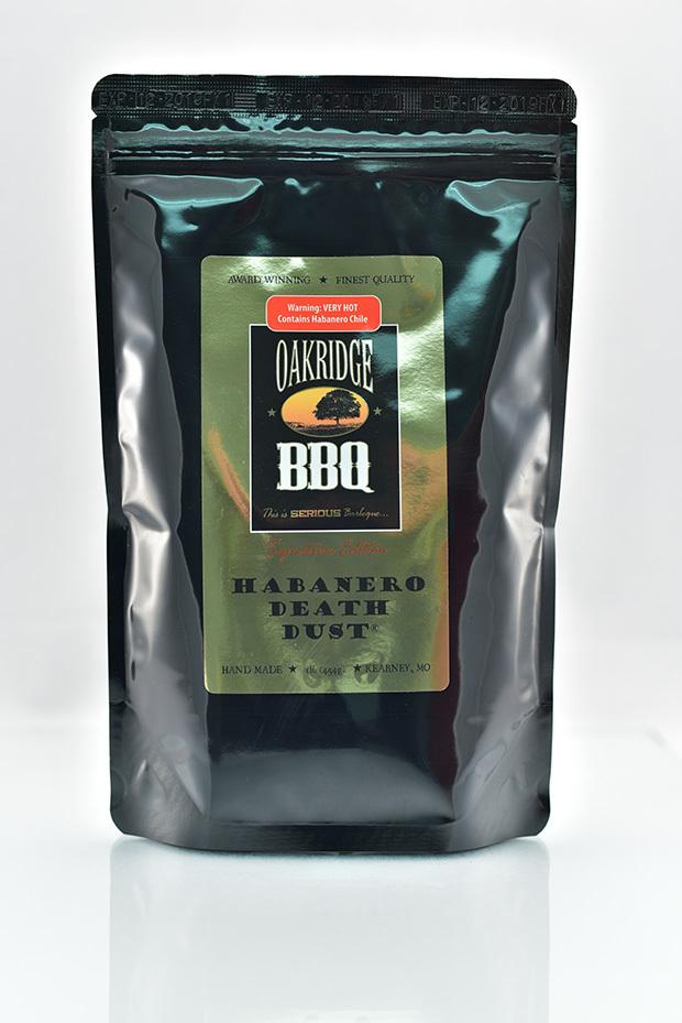 Habanaro Death Dust - Oakridge BBQ