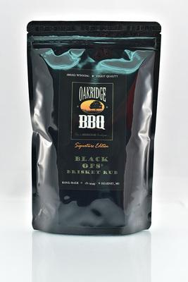 Black OPS Brisket Rub - Oakridge