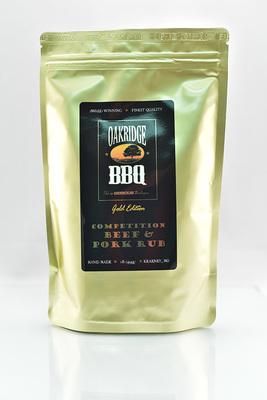 Competition Rub - Oakridge BBQ