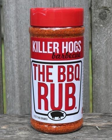 KIller Hogs BBQ Rub 12 oz