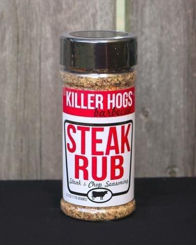Killer Hogs Steak Rub 14 oz