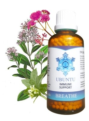 BREATHE Immune Support- Homeopathic (NPO Product)