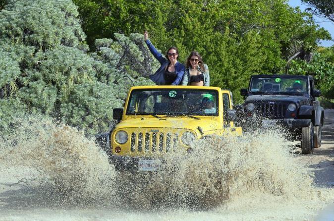 Sian Ka'an Jeep Tour
