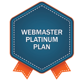 Webmaster Platinum Plan