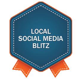 Social Media Blitz - Local