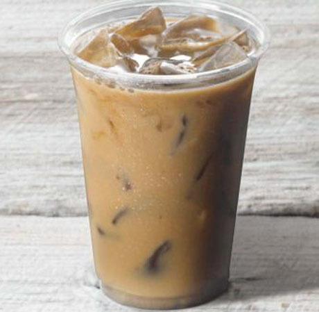 80. Café Latte (Iced/Hot)