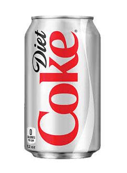 123. Diet Coke