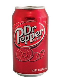 124. Dr. Pepper