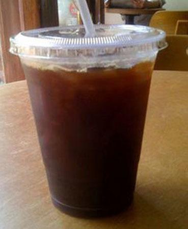 71. Espresso Iced Café (Cafe Den Da)