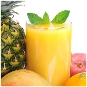 93. Pineapple (Smoothie)