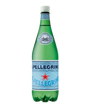 134. San Pellergrino Sparkling water