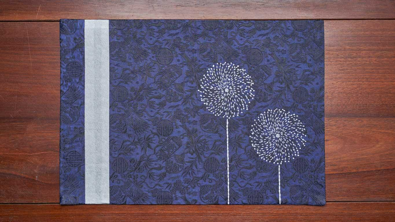 """Placemat """"Fireworks"""""""