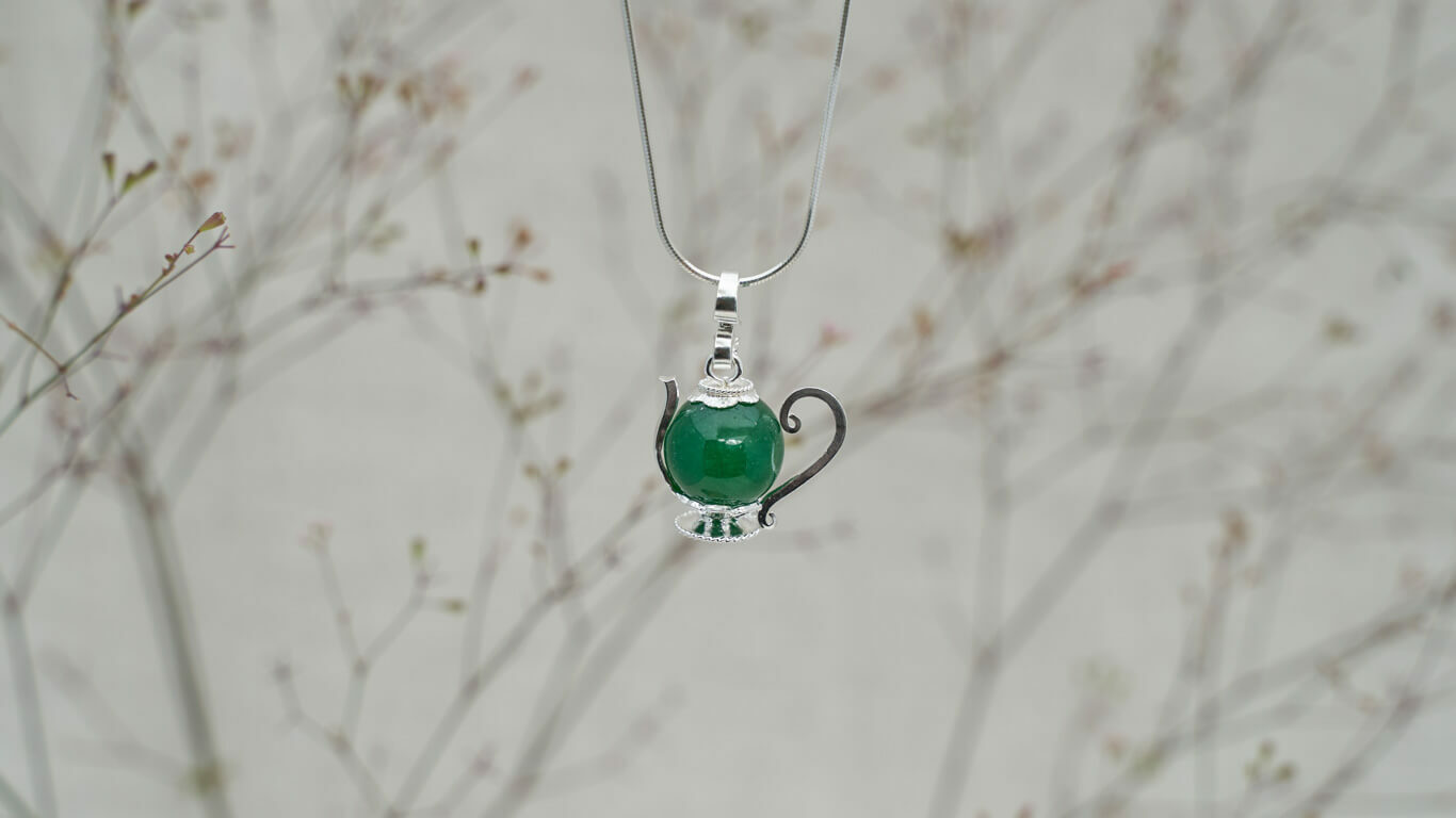 "Pendant ""Little Teapot"""