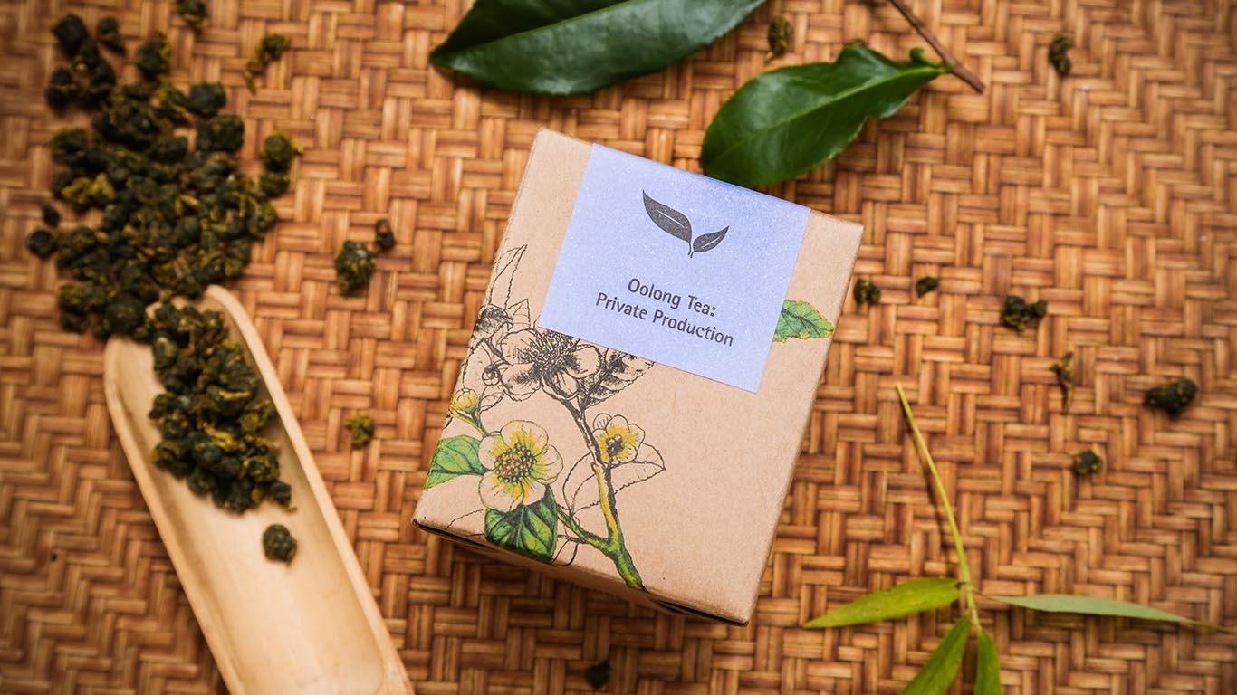 Reaching Out Oolong Tea Private Production KJ100OT