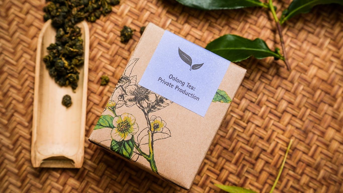 Reaching Out Oolong Tea Private Production