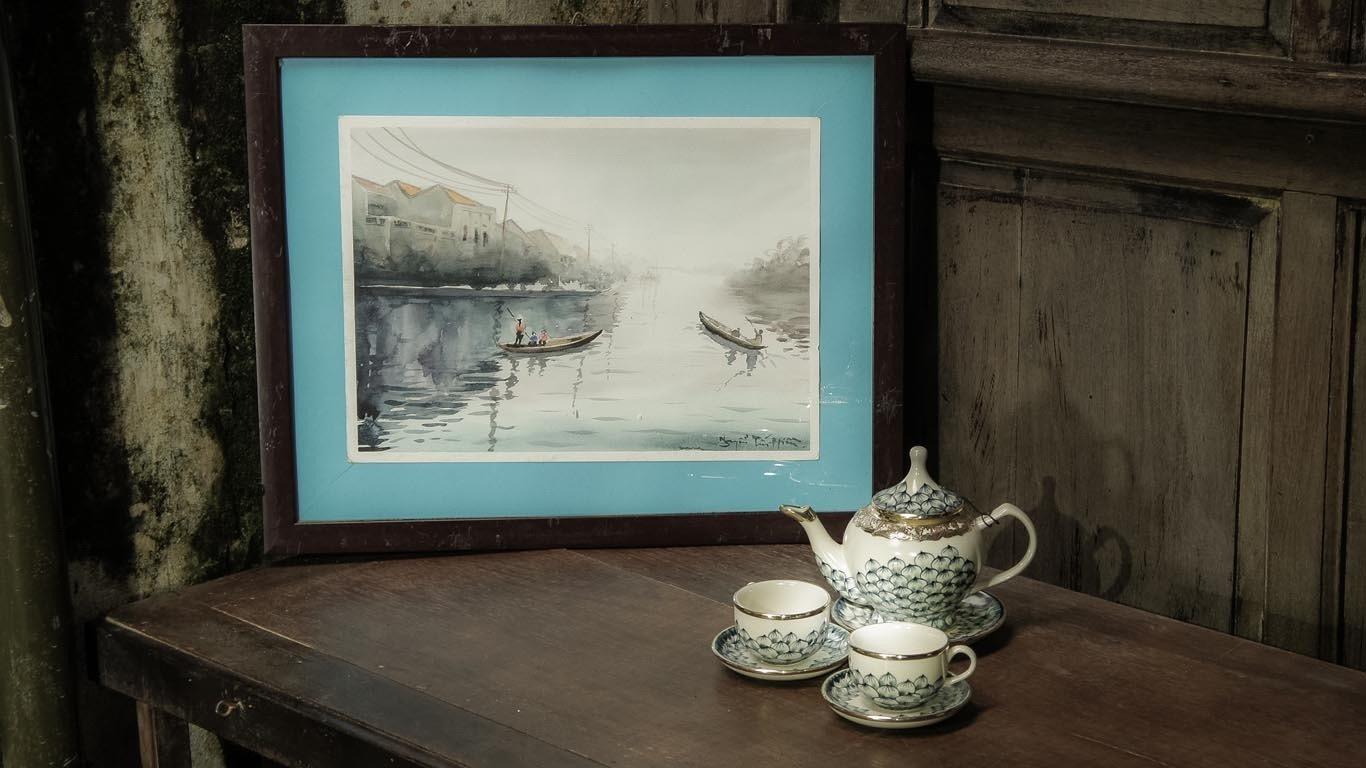 Tan Hien Paintings