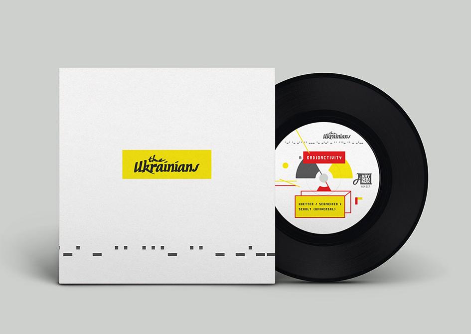 """The Ukrainians - Radioactivity (7"""")"""