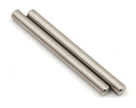 Titanium REAR INNER Hinge Pin Set  for Associated B6, B6D buggies,