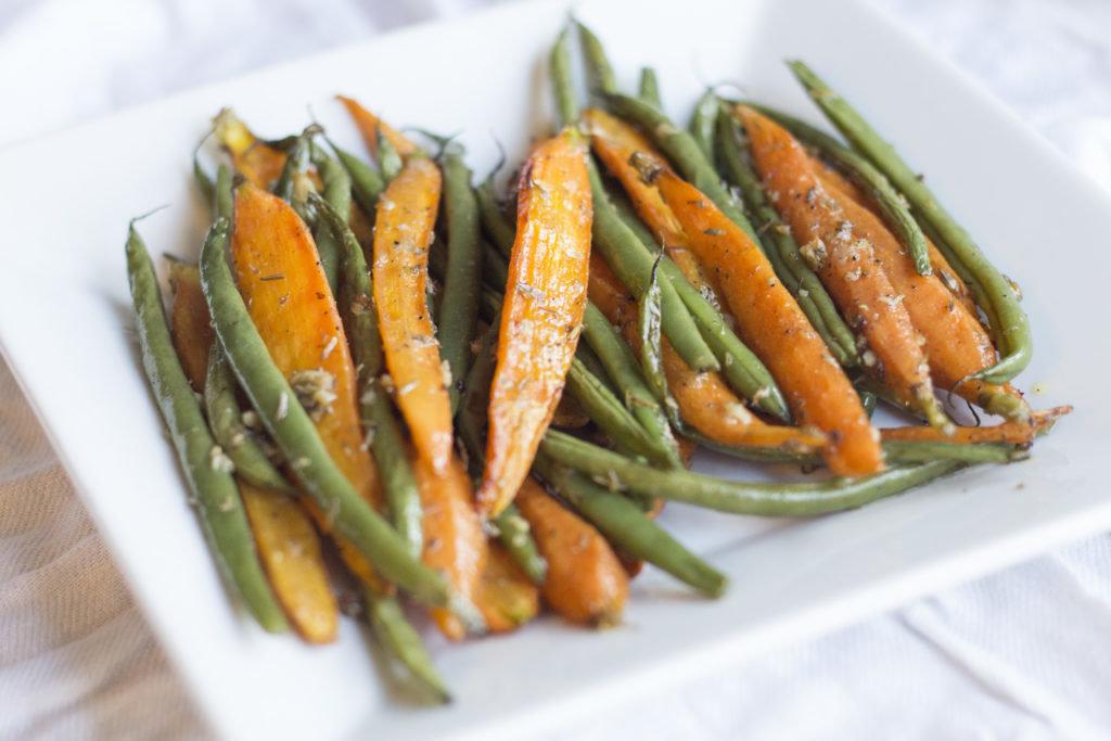 (XV) Carrots