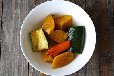 (XV) Island Vegetables