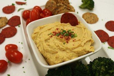 (S) Roasted Onion Hummus