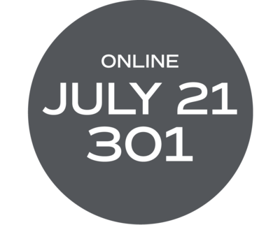 **ONLINE** Relationships & Responsibilities #301 | July 21 – July 30 |   Tues/Thur | 9:00 p.m. – 5:30 p.m.  |  Instructor: Wise