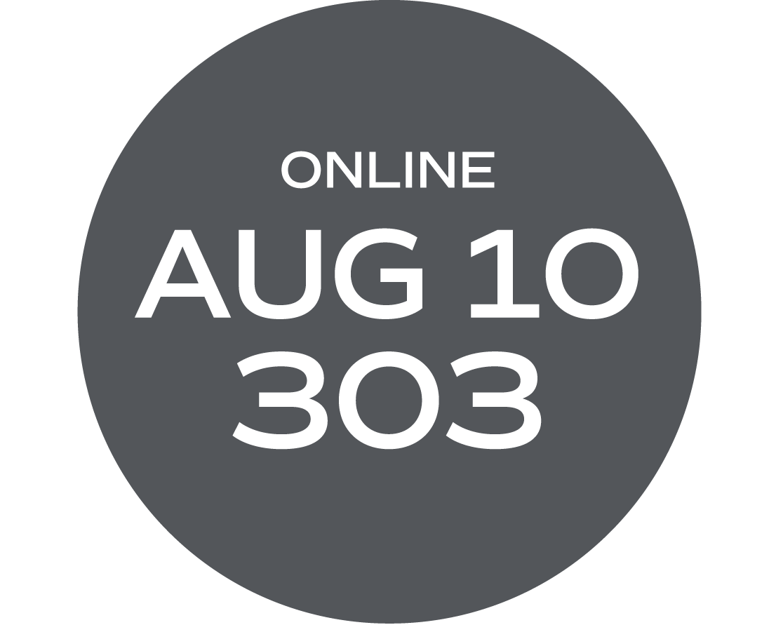 **ONLINE** NC Law, Rules, and Legal Concepts #303 | Aug 10 – Aug 19  | Mon/Wed  |  9:00 a.m. – 5:30 p.m.  |  Instructor: Wise