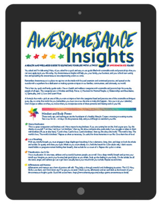 Elevate Your Life With a Twist of Awesomesauce Flare 2019 - Health and Wellness Coaching with Athea