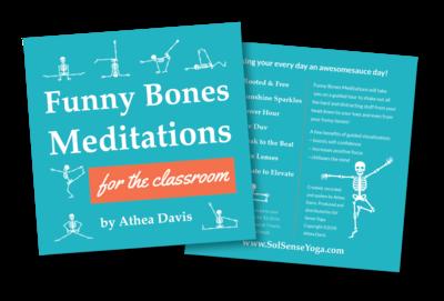 Funny Bones Meditations - single track purchases