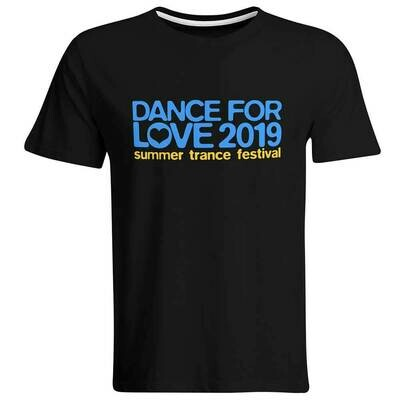 Dance 4 Love 2019 T-Shirt (Men)