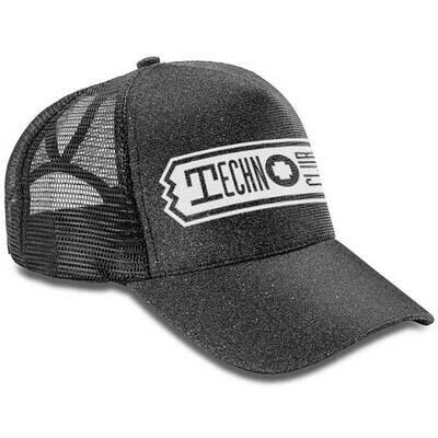Technoclub Sparkle Trucker Cap (Unisex)