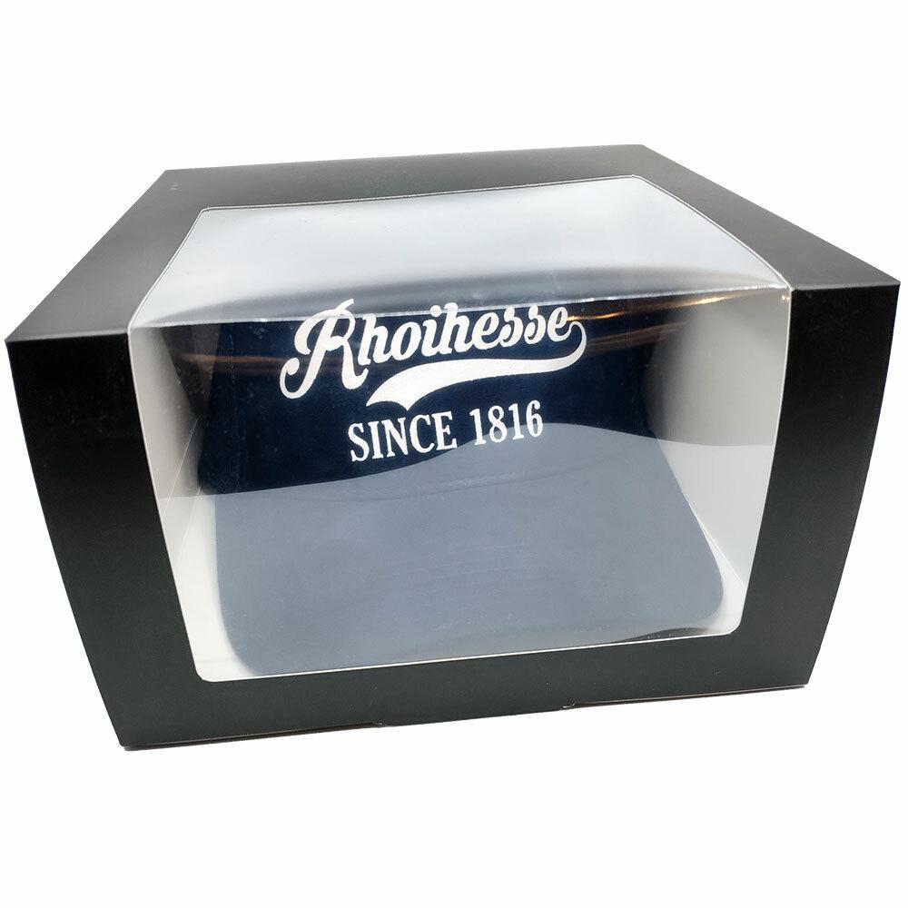 Rhoihesse Truckercap in Wildleder-Optik inkl. Geschenkbox