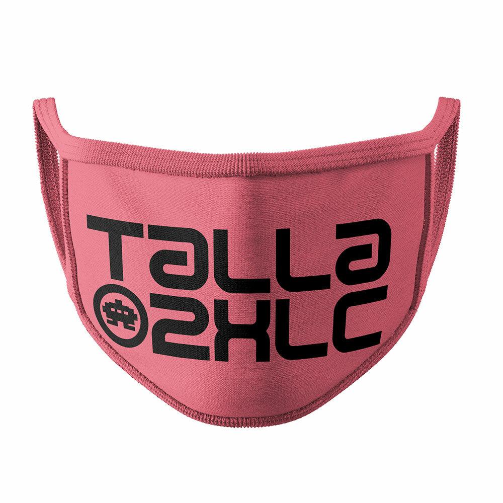 Talla 2XLC Gesichtsmaske (Verschiedene Farben & Größen)