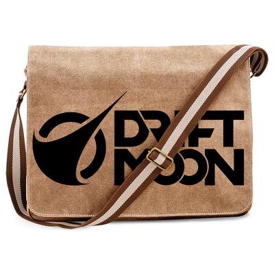 Driftmoon Premium Messengerbag (Vintage Design)