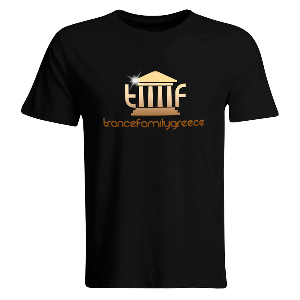 Trancefamily Greece T-Shirt GOLD EDITION (Men) 85821