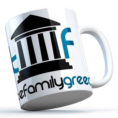 Trancefamily Greece Mug