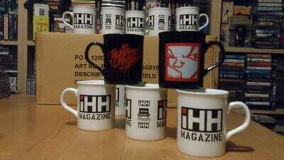 [MUG]  iHH™ MAGAZiNE  Véritable mug