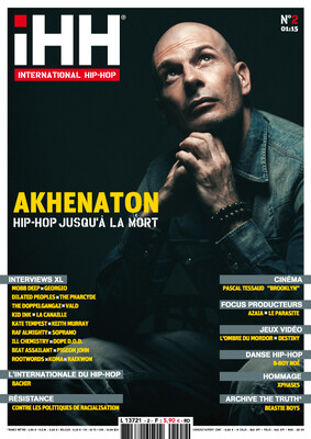 iHH™ MAGAZiNE  n° 2 (issue #2) >> 100 pages ! AKHENATON + etc.