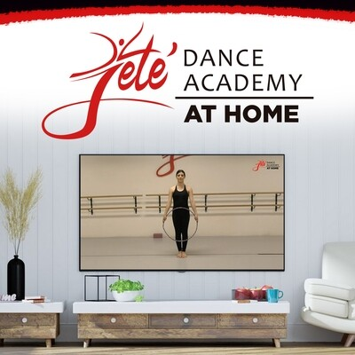 Jete at Home (videos)