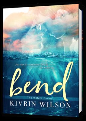 Bend, autographed paperback