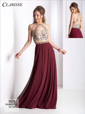 Clarisse Once Worn Prom 2018