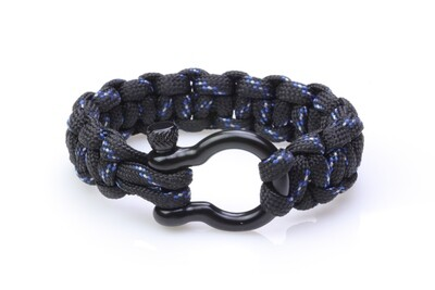 AM Paracord blue