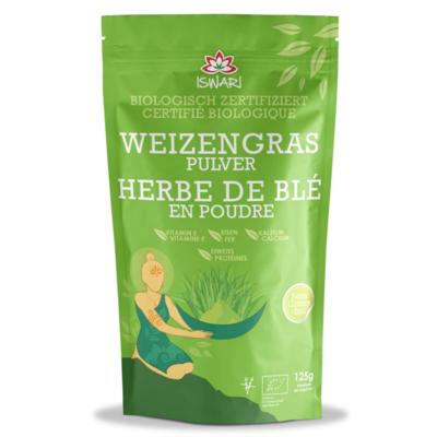 Iswari Weizengras
