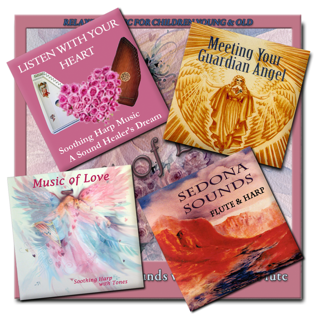 Therapy Harp Cds