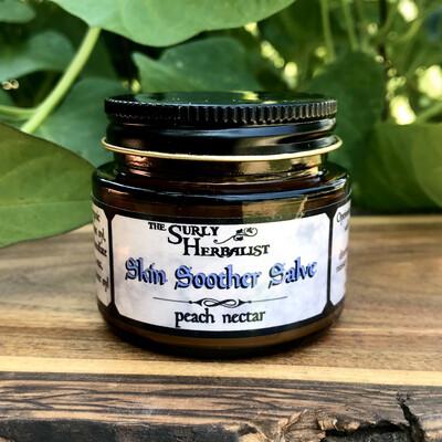 Skin Soother Salve - Peach Nectar